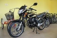 Мотоцикл FK150-22